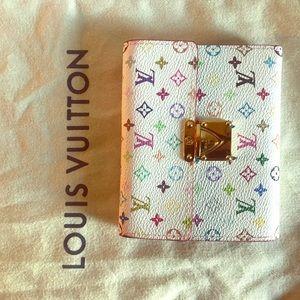 Louis Vuitton Multi-Colored Wallet